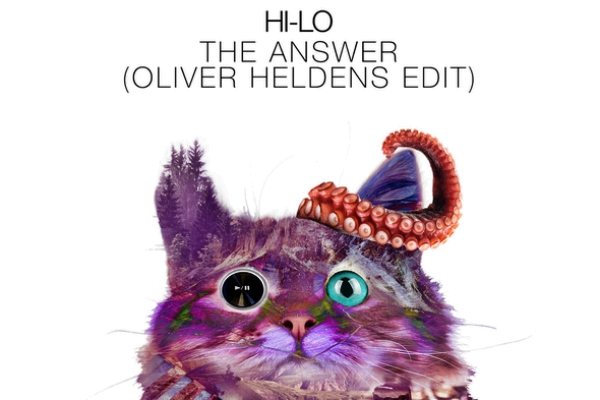 oliver heldens the answer
