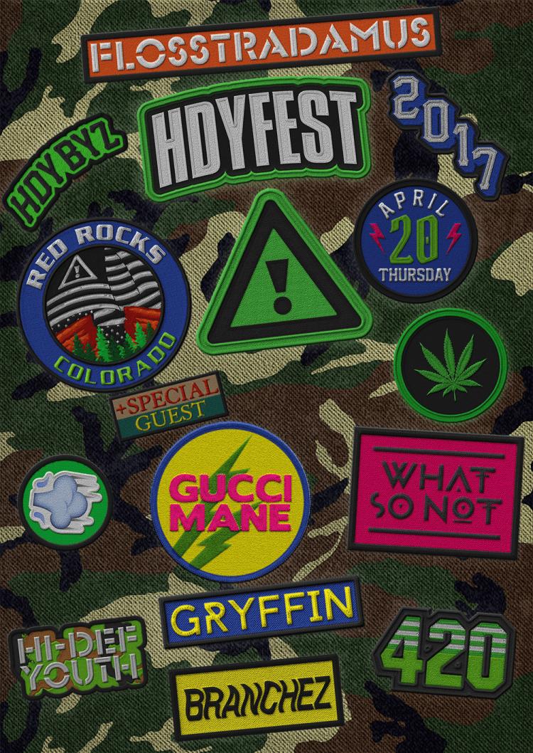 Hydfest 2017 Flyer