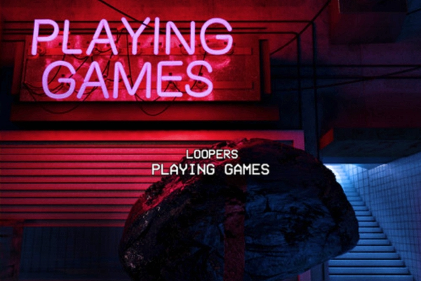 loopers playing games