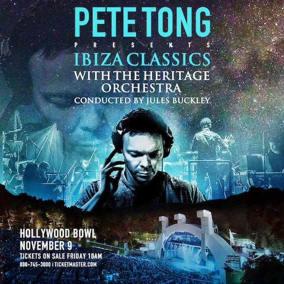 Pete Tong Flier
