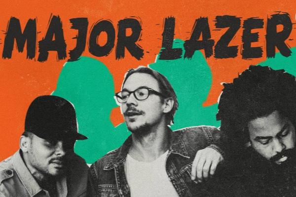 major lazer sua cara official music video