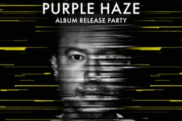 sander van doorn ade purple haze album party