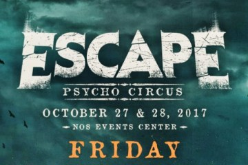 escape psycho circus single day tickets sale