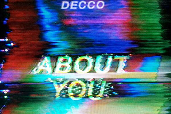 DECCO & Alex Vargas - About You