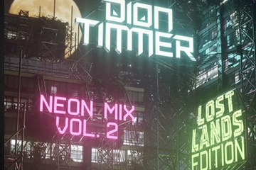 Dion Timmer - Neon Mix Vol.2