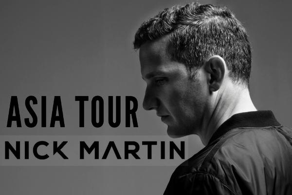 nick martin asia tour