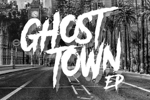 caspa ghost town ep