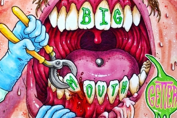 getter big mouth