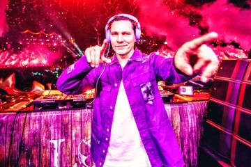 tiesto carry you home