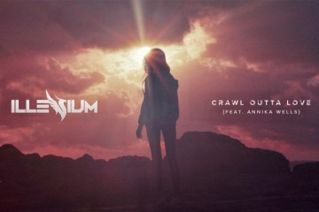 illenium crawl outta love official music video