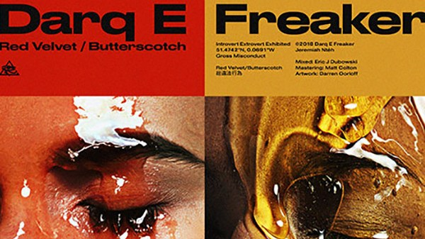 Darq E Freaker - Red Velvet/Butterscotch