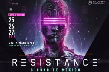 resistance mexico city 2018 lineup
