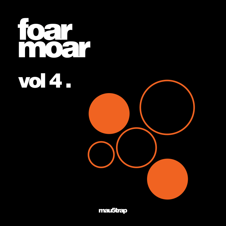 foar moar vol 4 album artwork