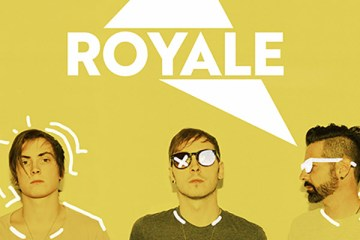 Royale Avenue - The Rhythm Is You