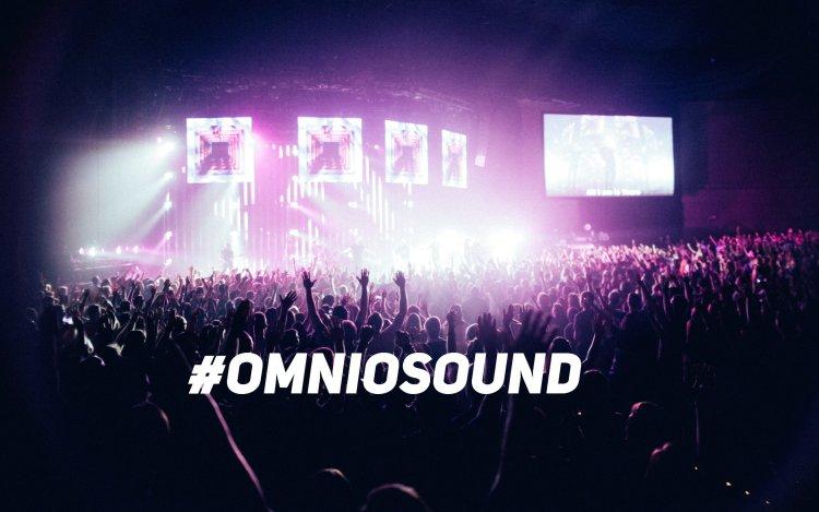 Omnio Sound 2018 Flyer