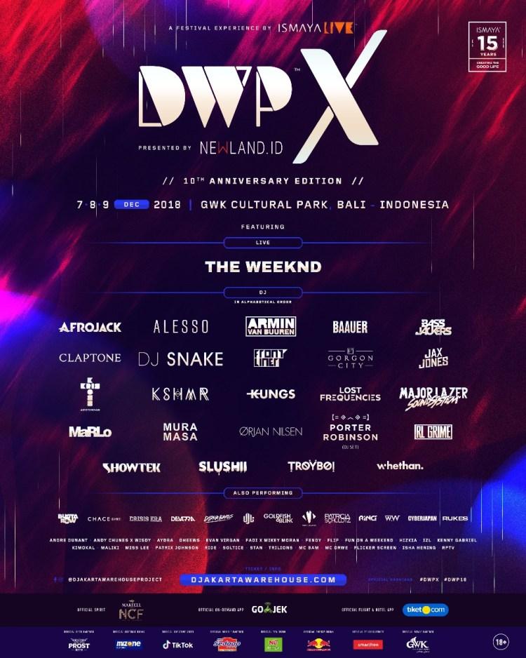 DWPX 2018 Flyer