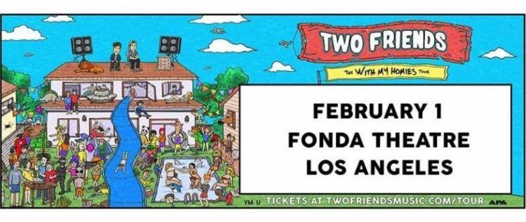 Fonda Tour 2019 Artwork