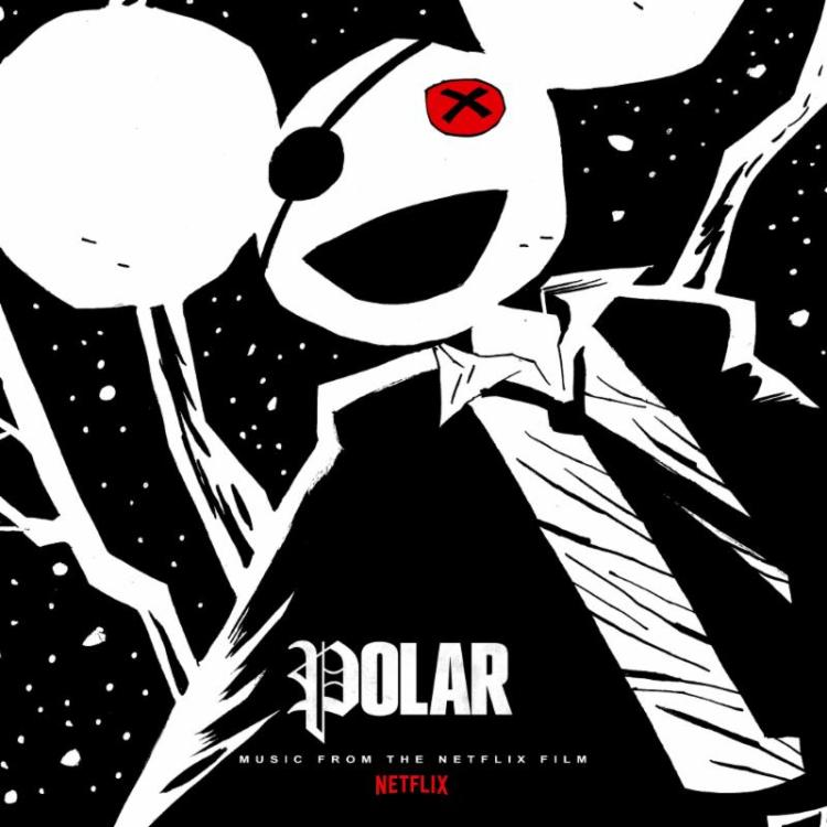 POLAR Deadmau5 Soundtrack Flyer