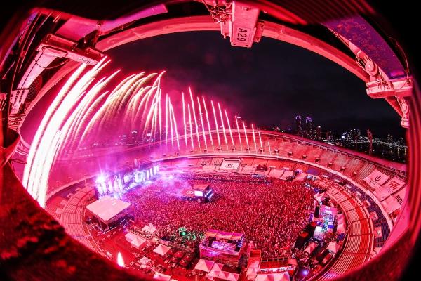 ultra korea 2018 aftermovie