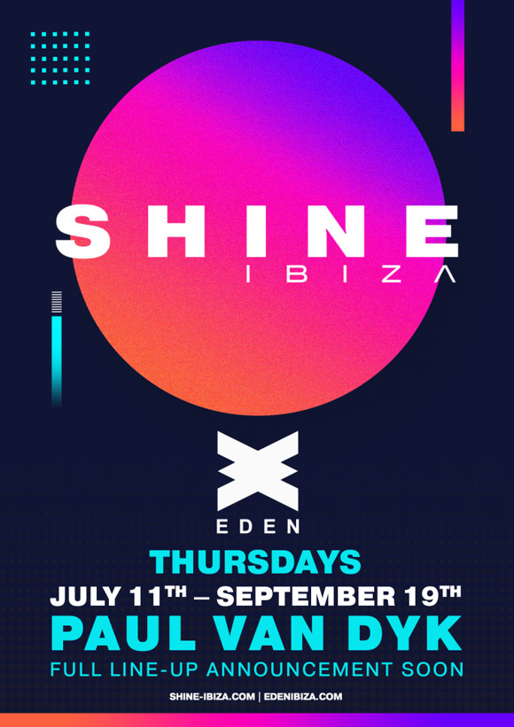 SHINE Season 2 Flyer