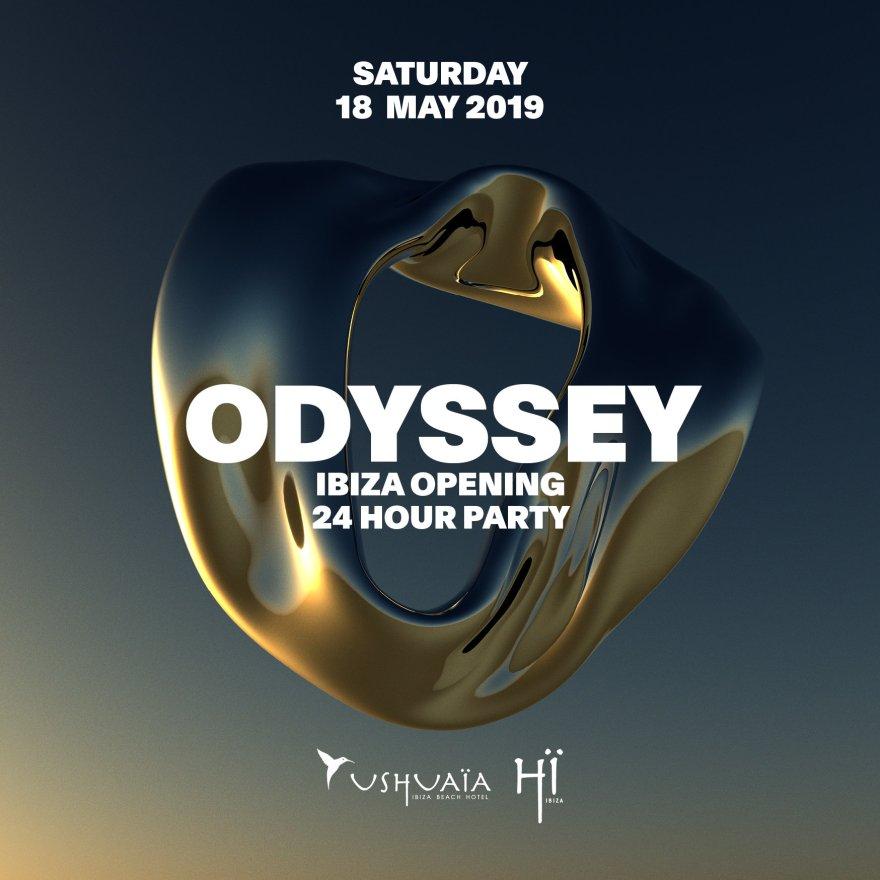 Odyssey 2019 Flyer