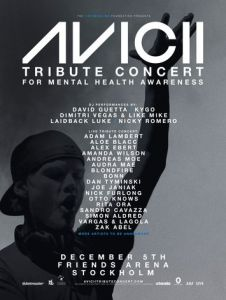 avicii tribute photo by Tim Mosenfelder
