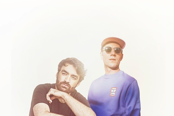 Oliver Heldens And Riton Credit by Cooper Seykens