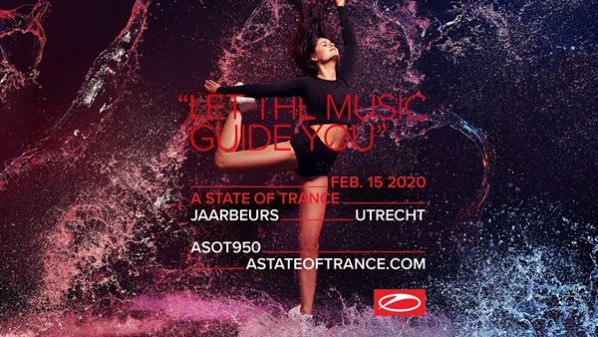 ASOT 950 Let The Music Guide You