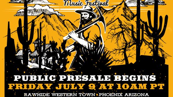 Goldrush Music Festival 2021
