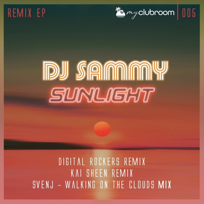 Digital Rockers win DJ Sammy's remix contest for Sunlight 2020 !