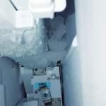 samsung ice maker frozen