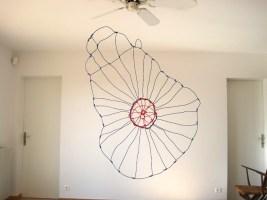 Universo Wire Sculpture