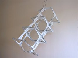 Metal Hangers Tower