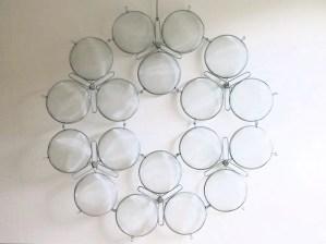 Sieves Sculpture