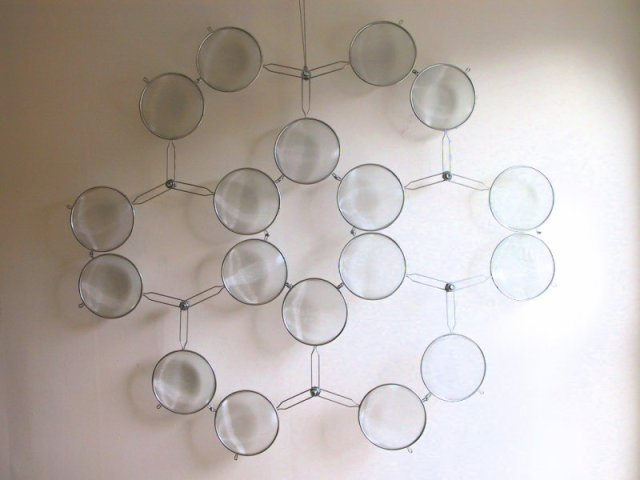 Sieves Sculpture Expanded