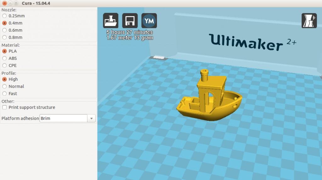 ultramaker 3d printer