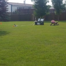 Ultimate Water Rocket launch site 2
