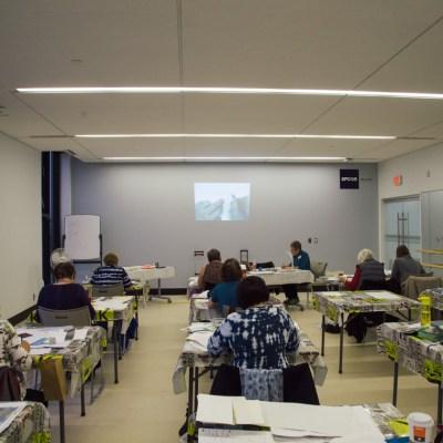 Jacquie Myers Workshop 2016