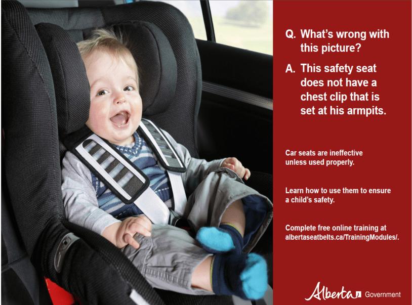 Car Seat Safety 2