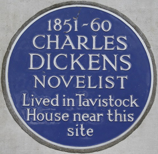 """""""Charles Dickens"""" by Christian Lüts from Flickr under CC BY-NC-ND 2.0. https://flic.kr/p/66HjQ8"""