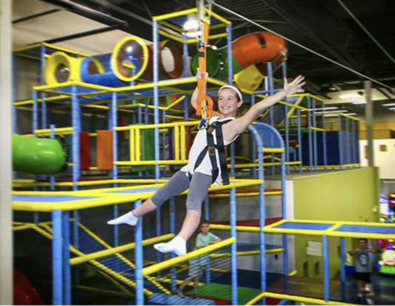 Ultimate List Of Indoor Play Places In Around Edmonton