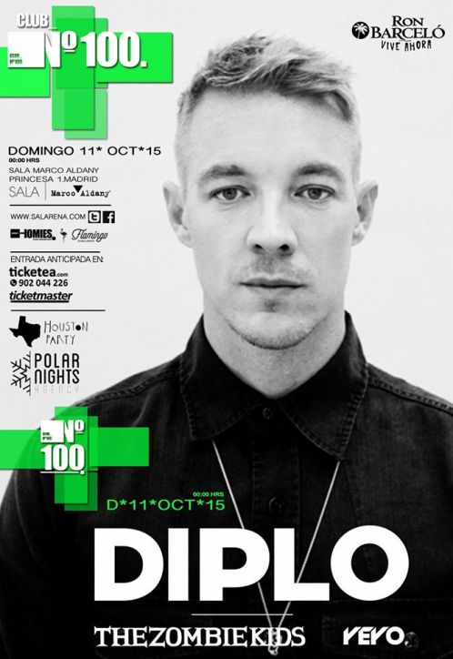 cartel diplo club 100 edmred