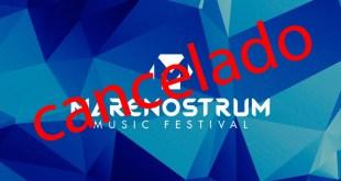 marenostrum music festival cancelado EDMred
