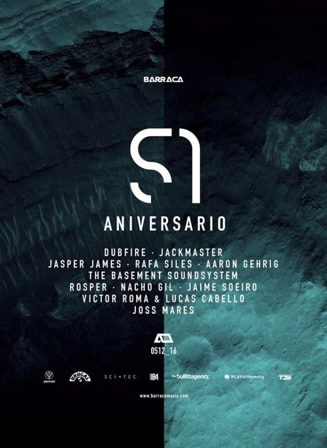 15181680_10154761819444810_5483896667150524500_n Barraca celebra su 51º aniversario con el mejor techno