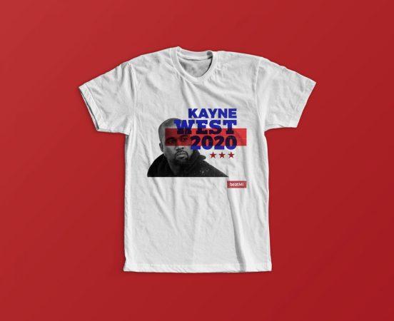 KayneWest-552x450 Presentamos BeatMi, la nueva colección de camisetas para festivaleros