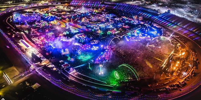 EDC Las Vegas tendrá un escenario más en 2017