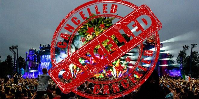 Electric Daisy Carnival UK cierra sus puertas