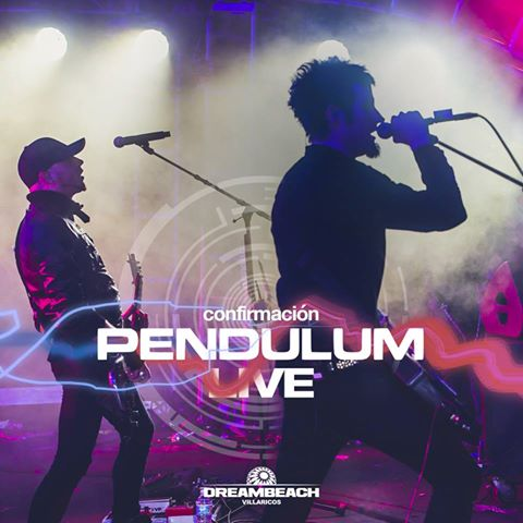Pendulum-live-en-Dreambeach-EDMred Confirmados Pendulum en Dreambeach 2017