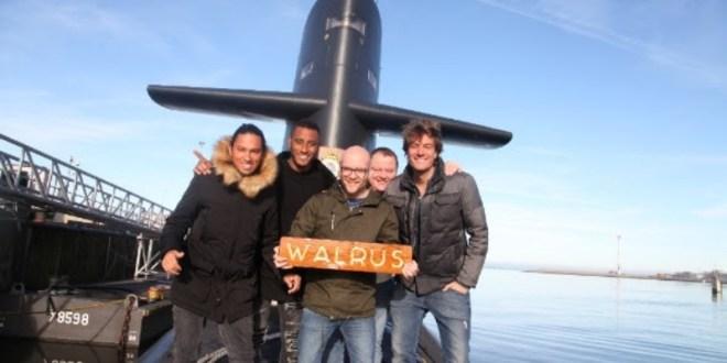 Sesión en un submarino de Sunnery James & Ryan Marciano