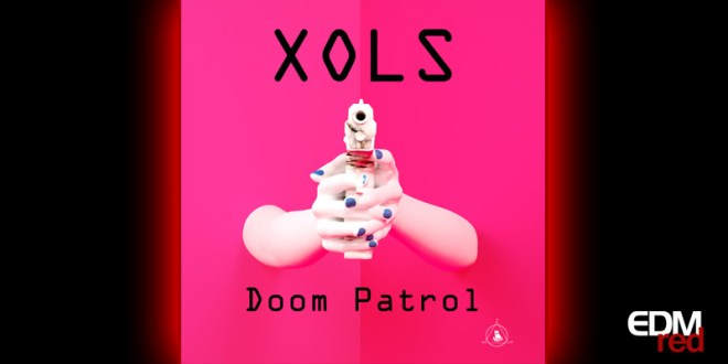 XOLS presenta 'Doom Patrol EP' en Red Panda Music (RPM08)